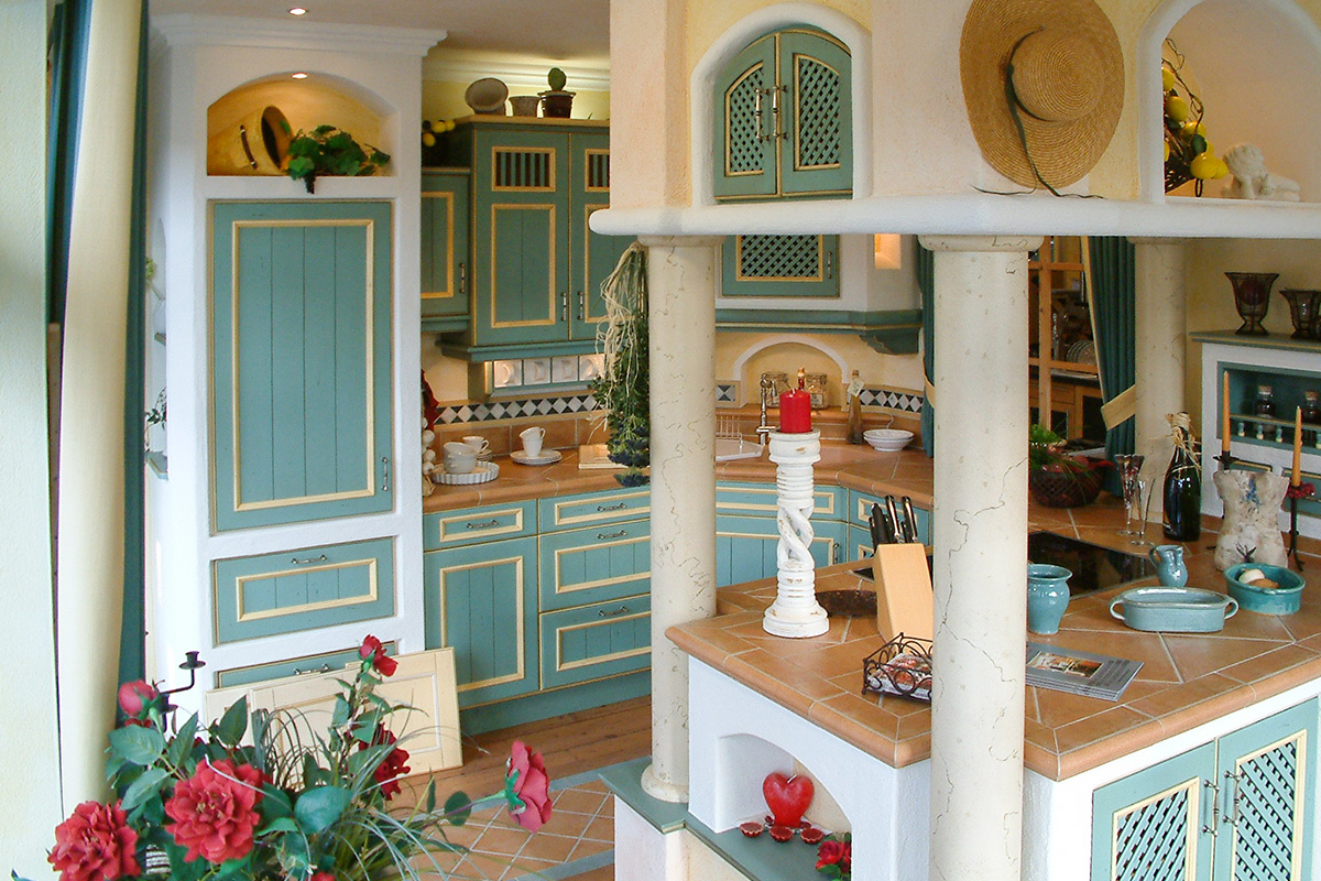 Mediterran Küche galerie mediterran sh küchen waging